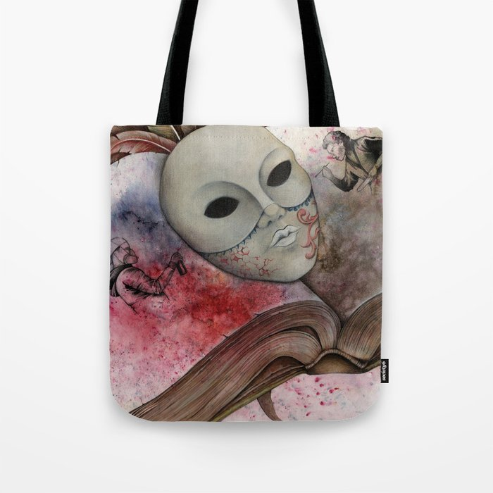 Modern and tradition Tote Bag