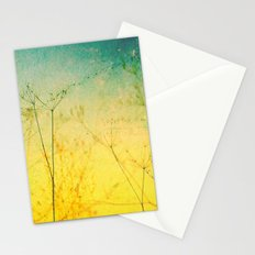 Green Decay Stationery Cards