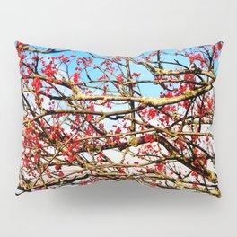 Sorbus aucuparia Pillow Sham