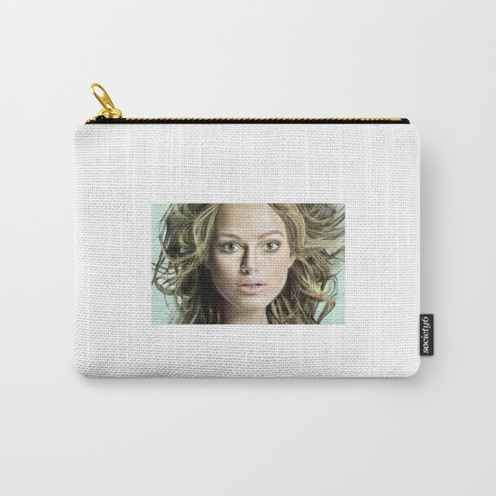 Keira Knightley Carry-All Pouch