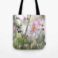 Beauty Annemone Tote Bag