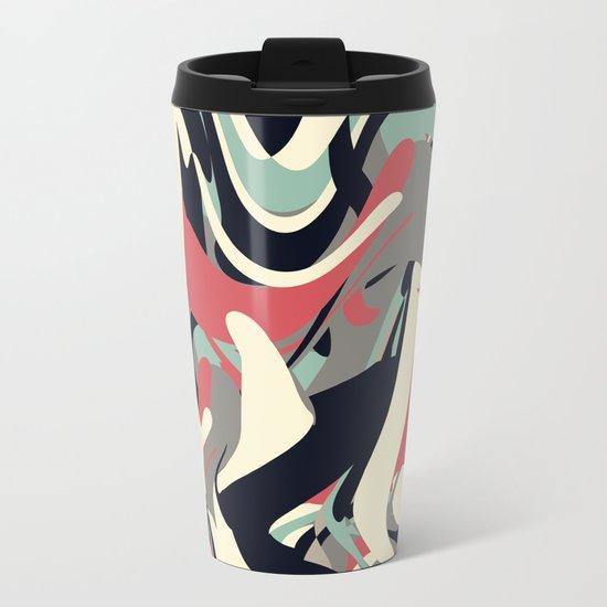 Copy and Paste Metal Travel Mug