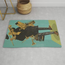ABSTRACT JAZZ Rug