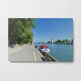 St. Catherines, Ontario Metal Print