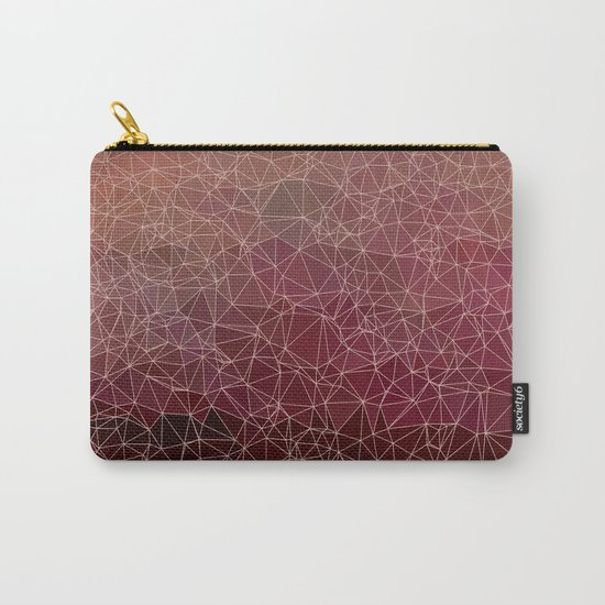 Polygonal A1 Carry-All Pouch
