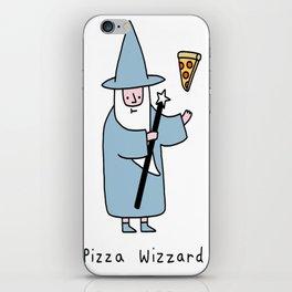 Pizza Wizzard iPhone Skin