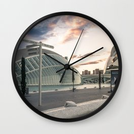 Directions 2 Wall Clock