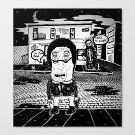 ¨Never leaving¨ Canvas Print