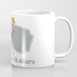 Drinks Well With Others Coffee Mug