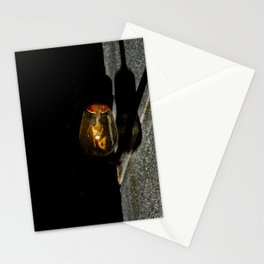 Lit, But Not Quite There Stationery Cards