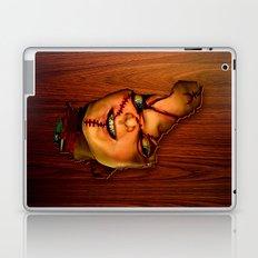 Happy Halloween trick or treat Laptop & iPad Skin