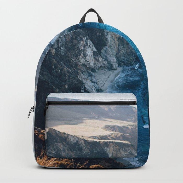 Hidden Beach - Beach Cliffs Backpack
