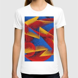 Line of Speed by Giacomo Balla T-shirt