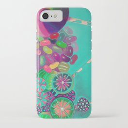 Lollipop & Jelly Beans iPhone Case