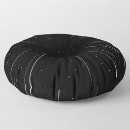 do not go gentle Floor Pillow