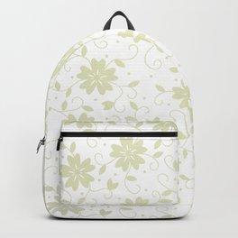 Five Petals Flowers 4 Backpack