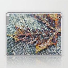 Colourful Leaf Laptop & iPad Skin