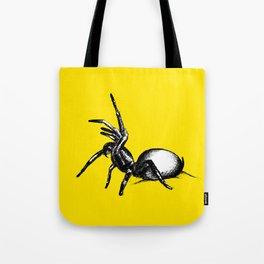 Sydney Funnel Web Tote Bag