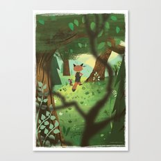 A Good Place To Start Canvas Print