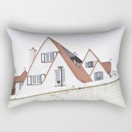 Lost Graffiti Rectangular Pillow