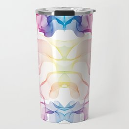 Rainbow's smoke Travel Mug