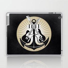 Anchoring the harmonics! Laptop & iPad Skin
