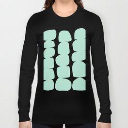 Aqua Stones Long Sleeve T-shirt