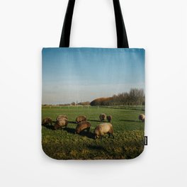 Groningen, The Netherlands Tote Bag