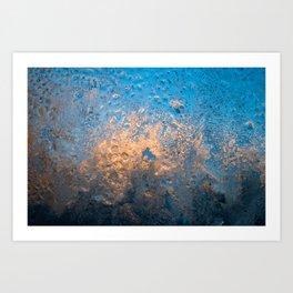 Frost I Art Print