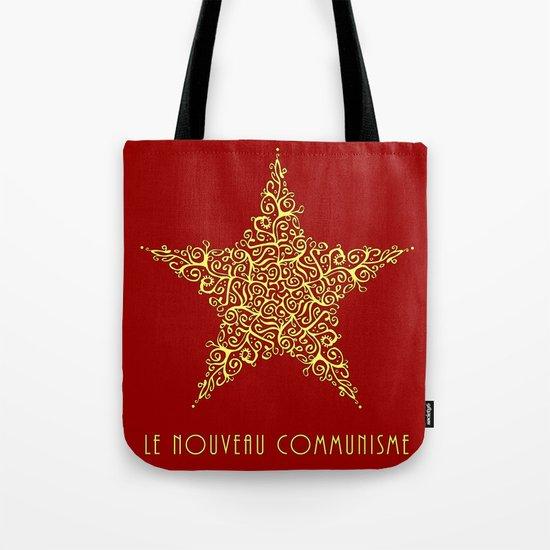 Le Nouveau Communisme Tote Bag