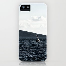 windy bodrum iPhone Case
