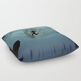 Escape Floor Pillow