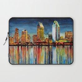 San Diego (1 of 3) Laptop Sleeve