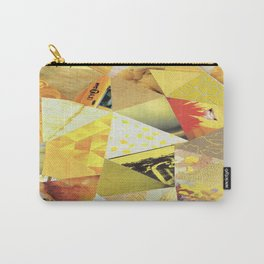 Collage - They Call Me Mellow Yellow Carry-All Pouch
