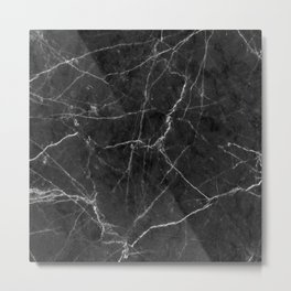Marble Texture Surface 19 Metal Print