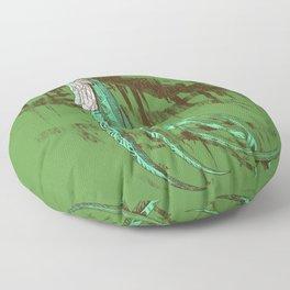 Quetzal Floor Pillow