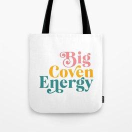 Big Coven Energy Tote Bag