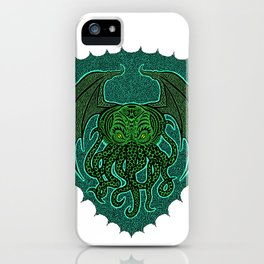 Cthulhu Madness iPhone Case