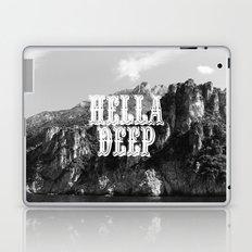 Hella Deep Laptop & iPad Skin