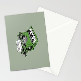 The Composition - G. Stationery Cards