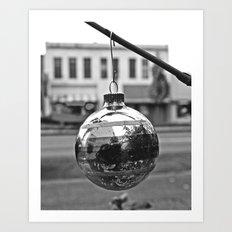 Highway 99 ornament Art Print