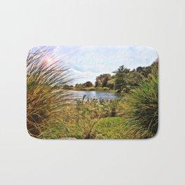 Nature - Sunset Lagoon Bath Mat