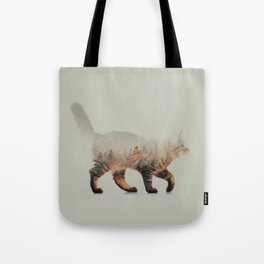 Cat: Maine Coon Tote Bag