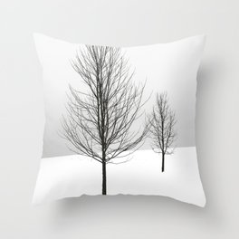 A Dostoevsky Day Throw Pillow