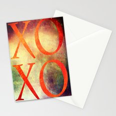 XoXo Stationery Cards