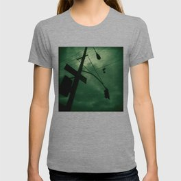 Shoes and Wires T-shirt