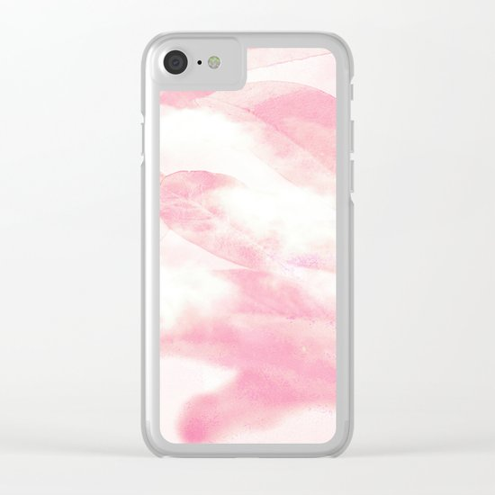 #145 Clear iPhone Case