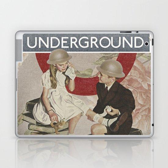 The Underground Laptop & iPad Skin