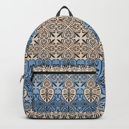 Greek antique ornament Backpack
