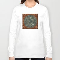 portal Long Sleeve T-shirts featuring Portal by DesignsByMarly